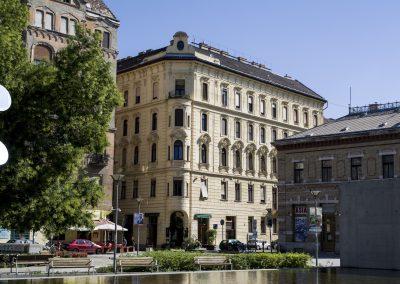 Tolnai Residence környék